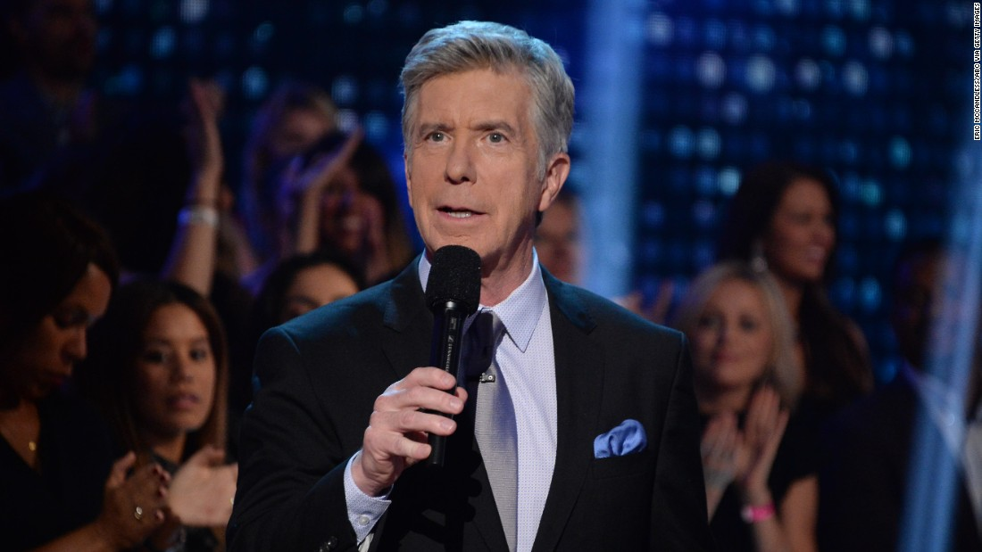 Tom Bergeron doesn't sound thrilled about Sean Spicer joining 'DWTS'