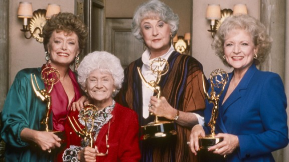 "White turned down the role of Blanche Devereaux to play the sweet and slightly dimwitted Rose Nyland on the long-running series ""The Golden Girls,"" which also starred Rue McClanahan, Estelle Getty and Bea Arthur. White won the Emmy for best actress in a comedy series in 1986. She was nominated six other times, often losing to her co-stars."