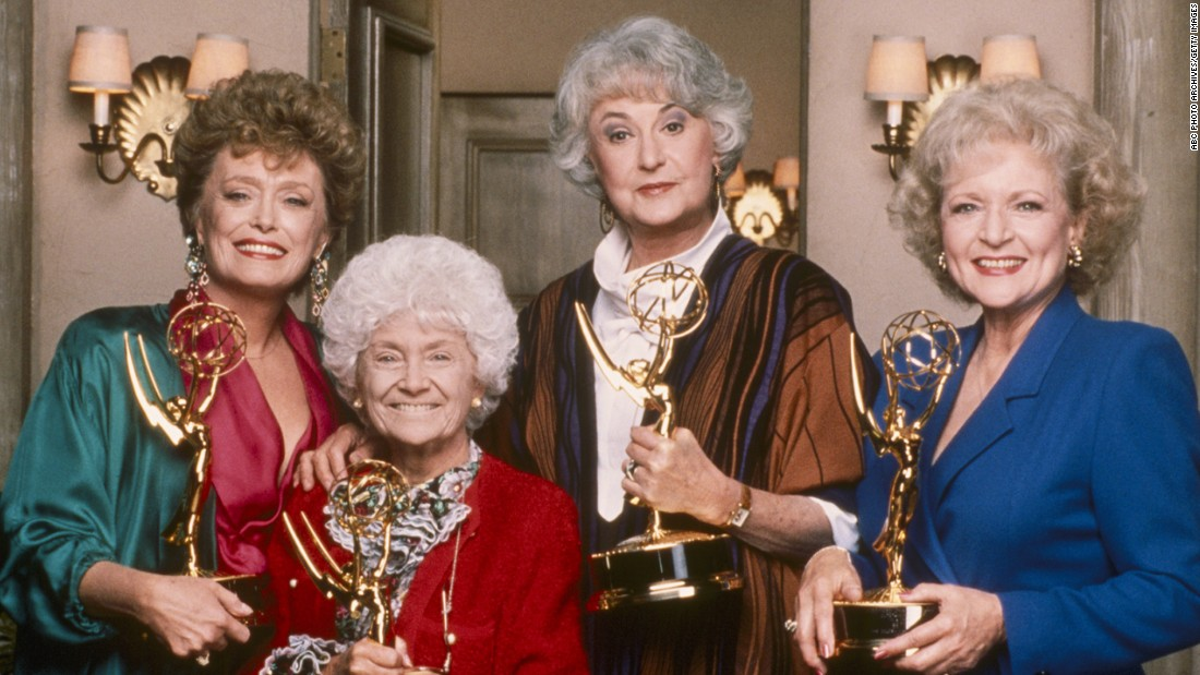 00133baa6 White turned down the role of Blanche Devereaux to play the sweet and  slightly dimwitted Rose. Photos: Betty White: Still not retiring at 97