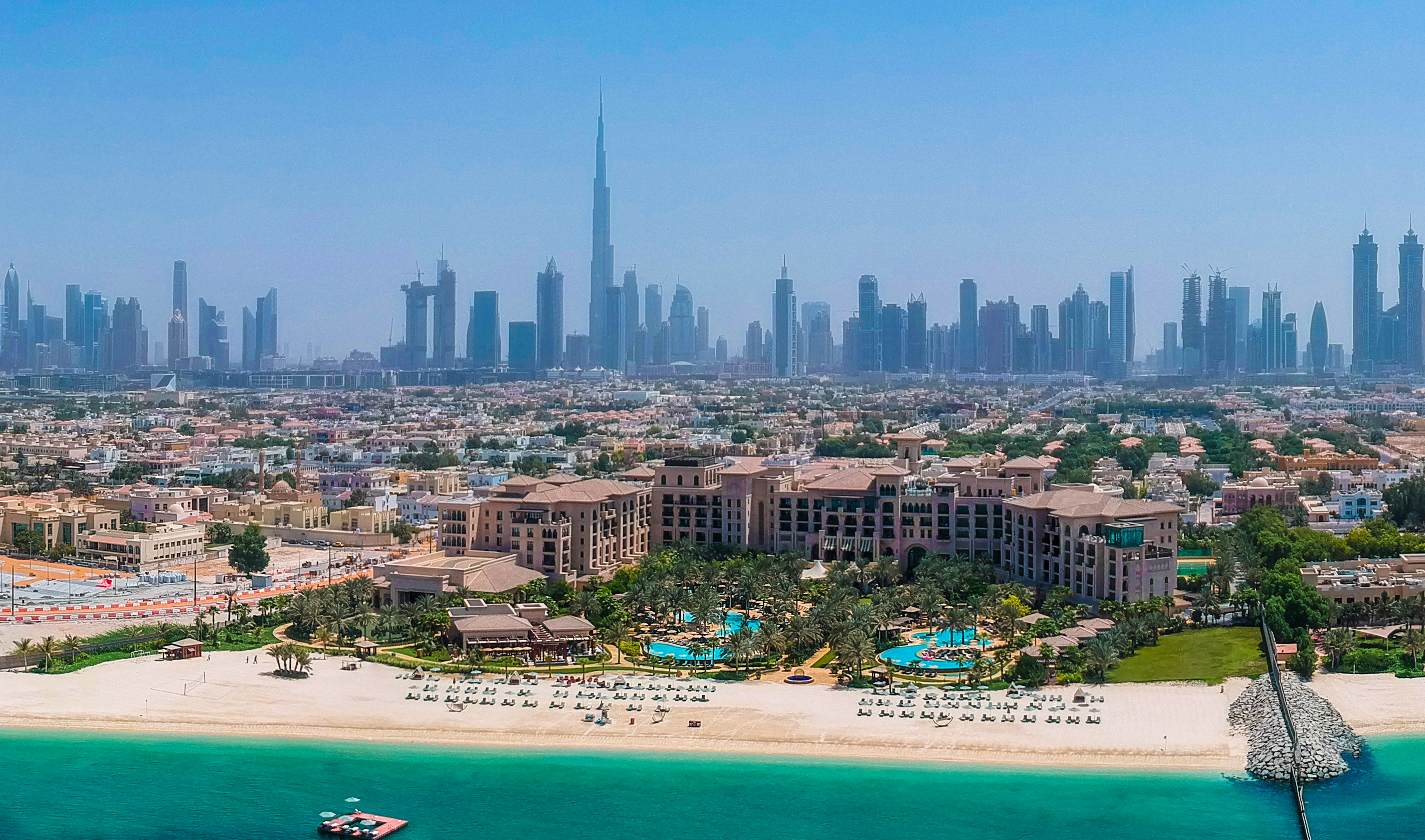 Beach Spots You Need To Try In Dubai