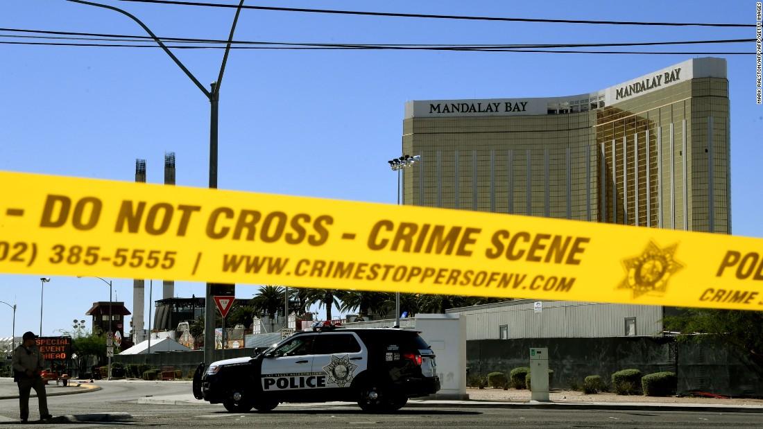 Las Vegas coroner 'inundated' after shootings - CNN