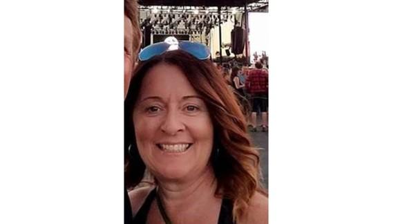 Denise Salmon Burditus, 50, was in Las Vegas for a weekend getaway with her husband.
