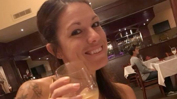Hannah Ahlers, 34, was a mother of three who had lived in California for years.