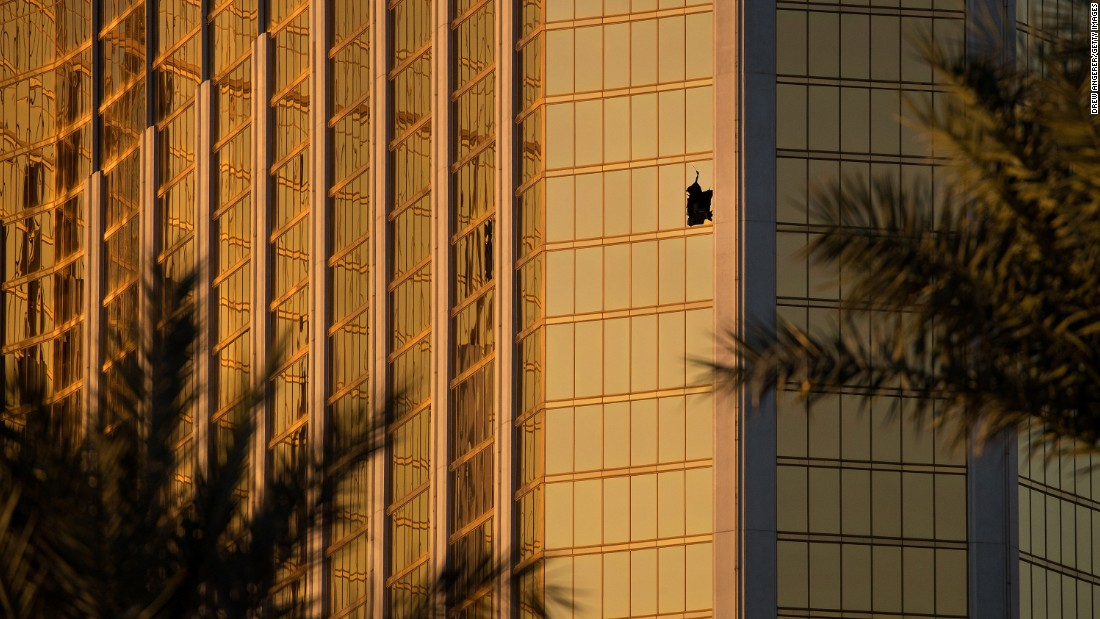 MGM and Las Vegas taking pictures victims to bellow landmark settlement - CNN thumbnail