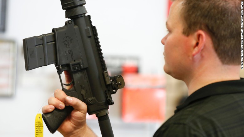 Weapons you can purchase legally in the US