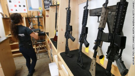 Sachs: Ban semiautomatic assault weapons and save lives