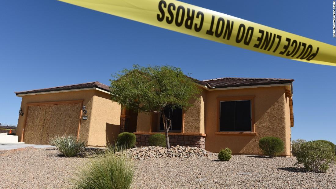 Las Vegas shooter\'s garage full of ammo, search warrant says - CNN