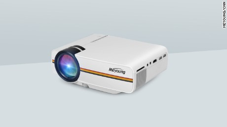 Meyoung S Best Selling Affordable Projector Review Cnn