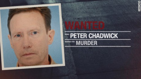 Fugitive: Peter Chadwick