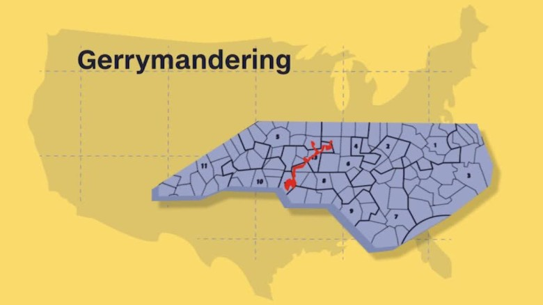 Supreme Court allows most maps in Texas, NC gerrymandering cases to ...