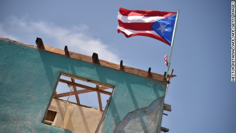 Puerto Rico has a long way to go before being 'OK'