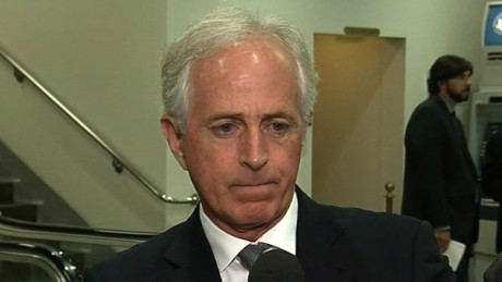 Corker: Tillerson not getting support he needs