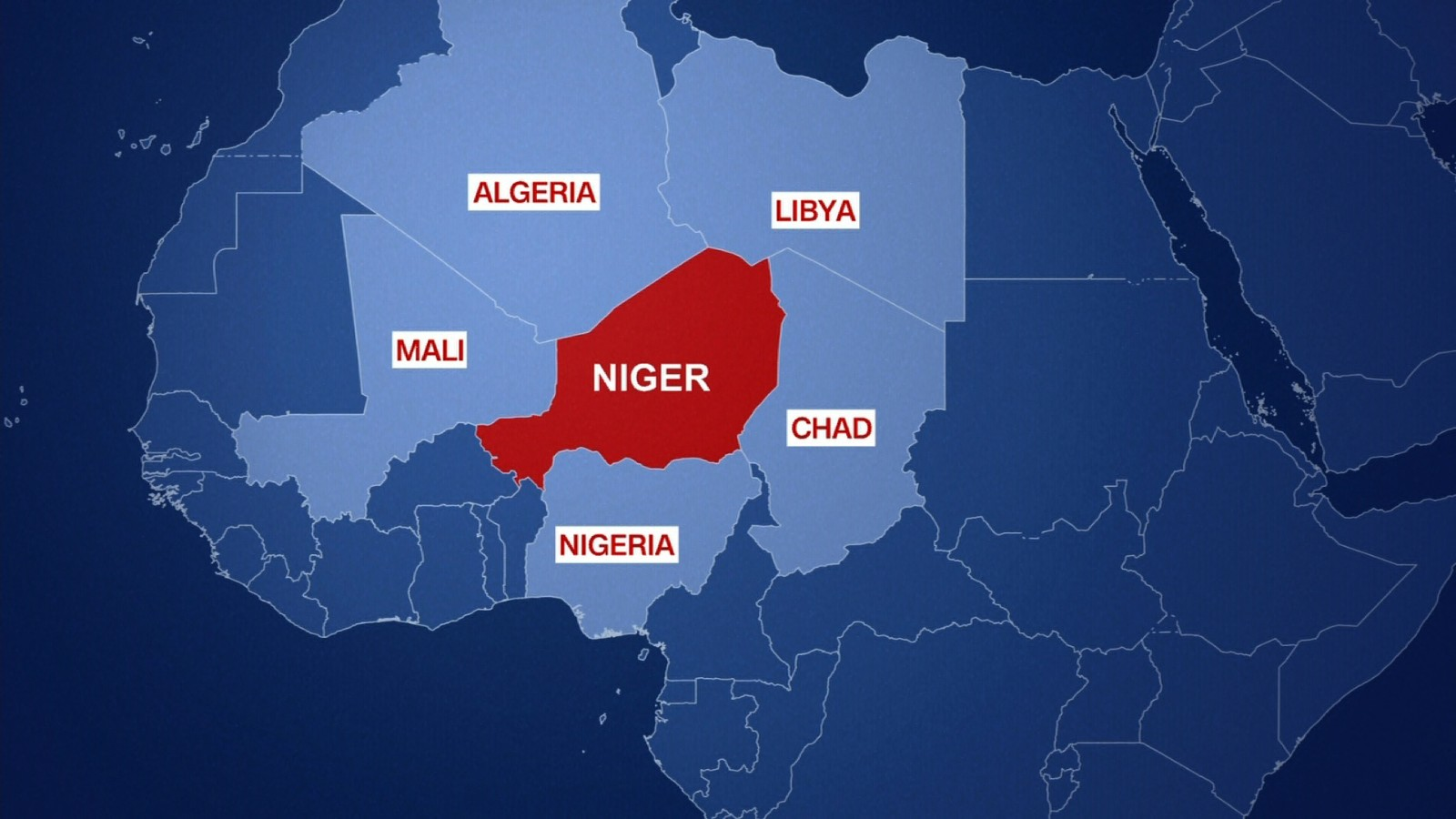 US military reveals new firefight in Niger - CNN Video