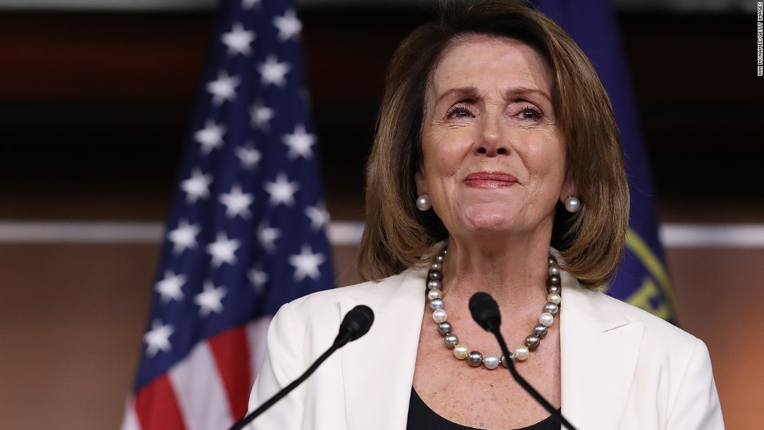 Nancy Pelosi to take questions in CNN town hall