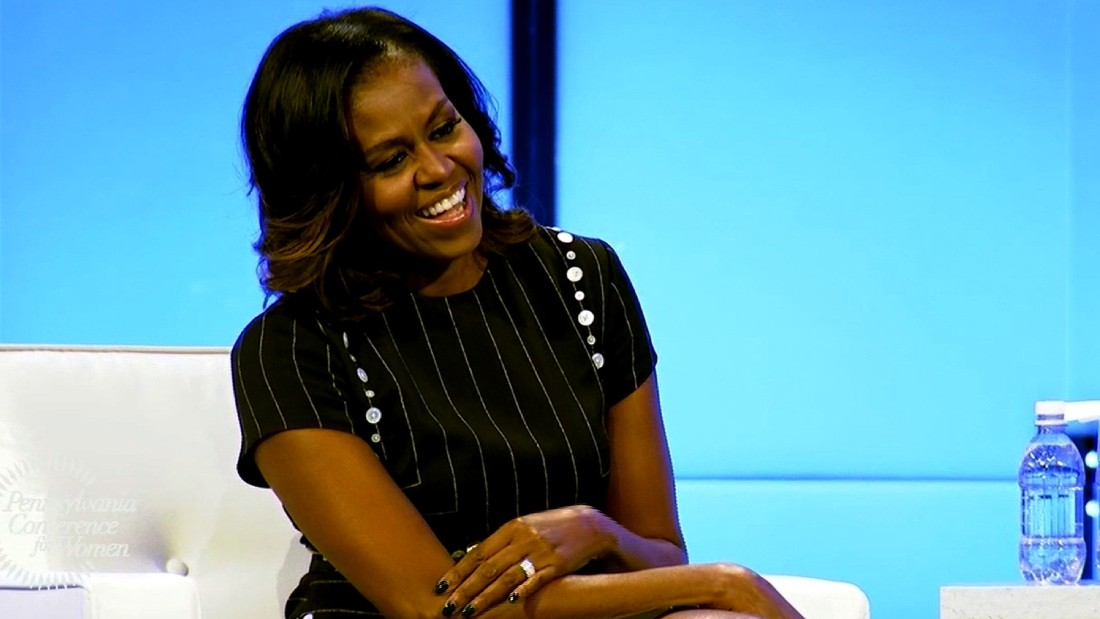 Michelle Obama is selling out arenas on her book tour. Her fans weren't ready for that
