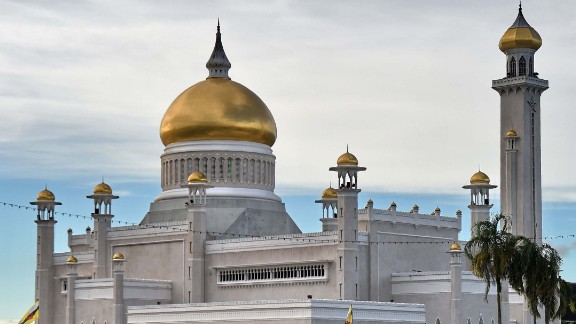 A view of Brunei