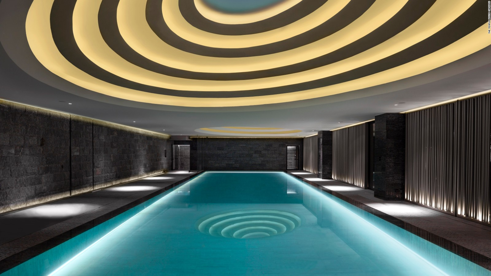 Luxury Swimming Pools: Where To Take An Expensive Dip | CNN Travel