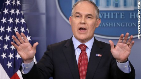 White House frustrated with EPA's Pruitt for apartment controversy