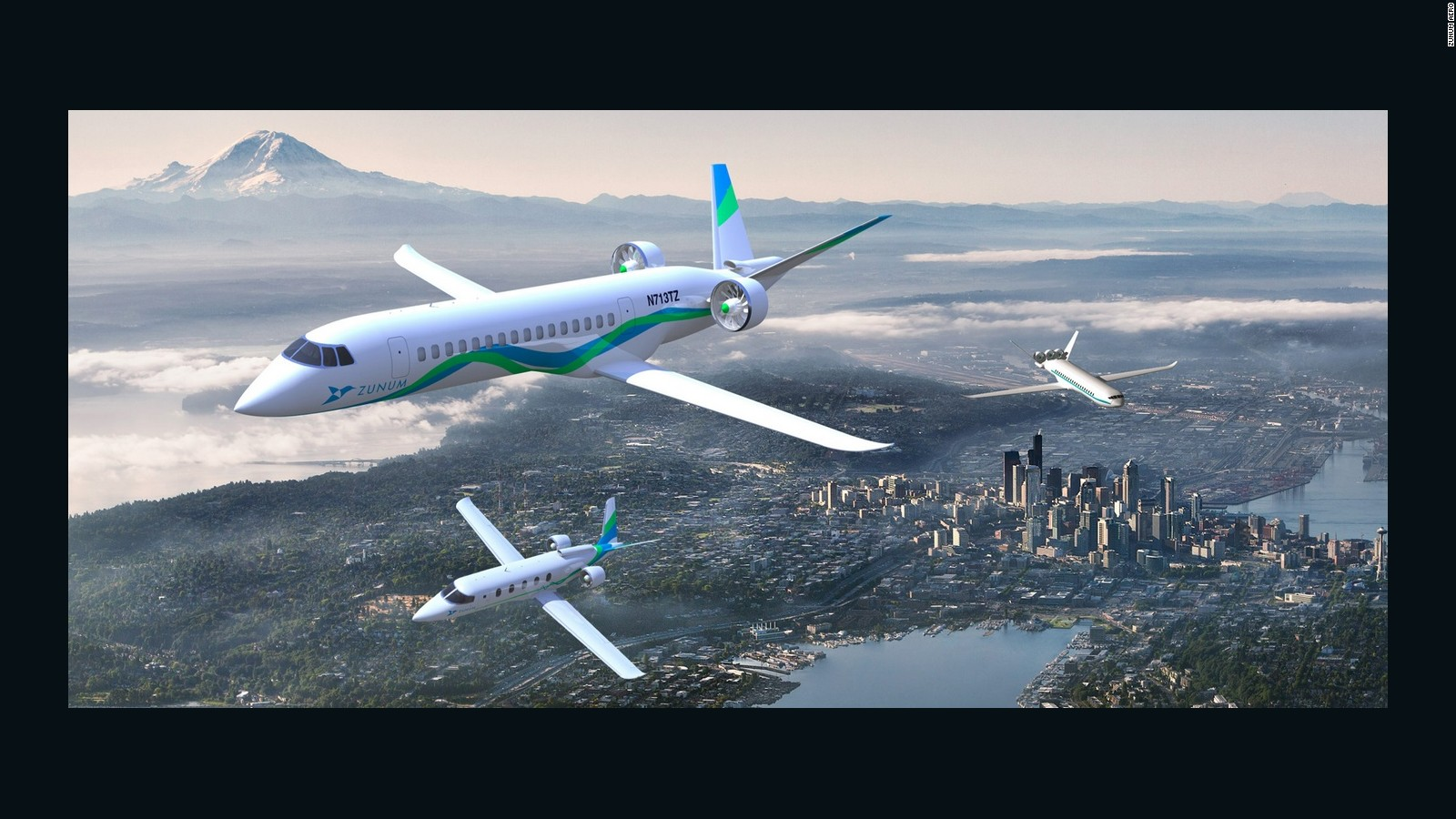 7 Electric Aircraft You Could Be Flying In Soon Cnn Travel