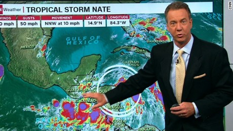 New storm expected to threaten US mainland