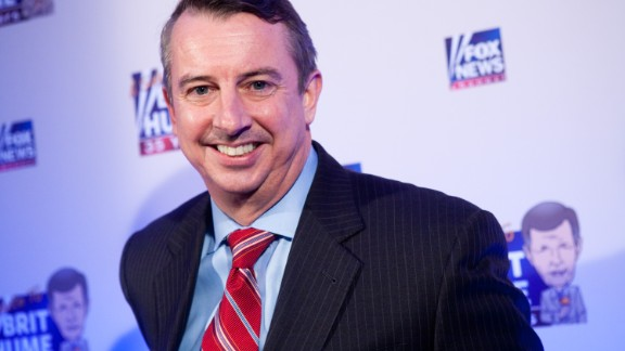 WASHINGTON - JANUARY 08: Ed Gillespie, former chairman of the Republican National Committee and current counselor to the President, poses on the red carpet upon arrival at a salute to FOX News Channel