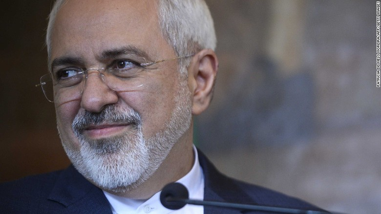 Iran warns against canceling nuke deal