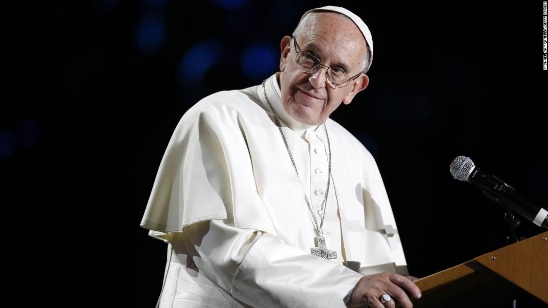 Gay man: Pope told me 'God made you like that'