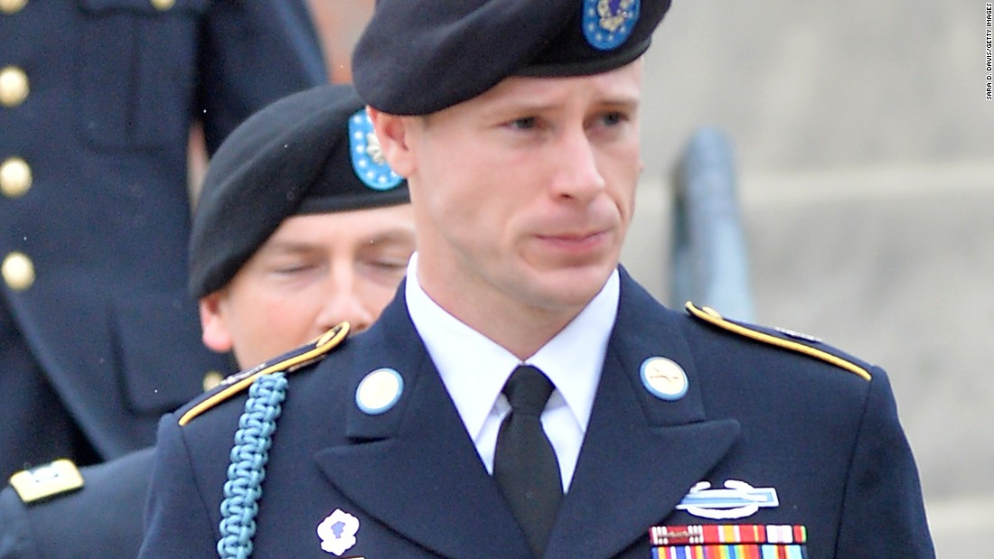 Trump On Bergdahl Decision Complete And Total Disgrace