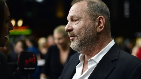 Democrats under pressure to disavow Weinstein
