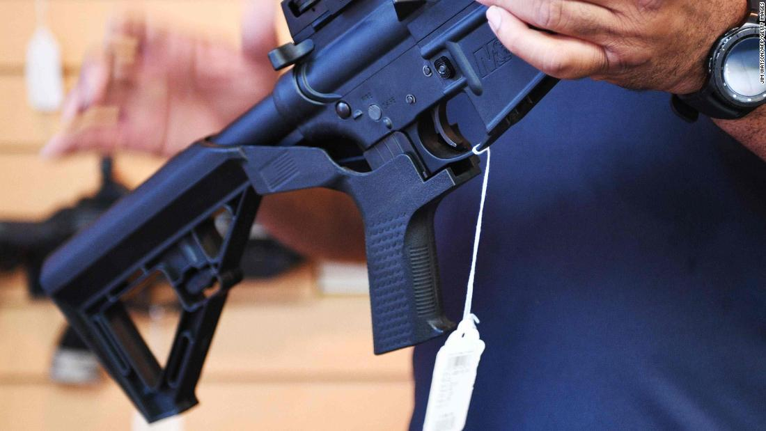 Washington state will buy your bump stocks for $150