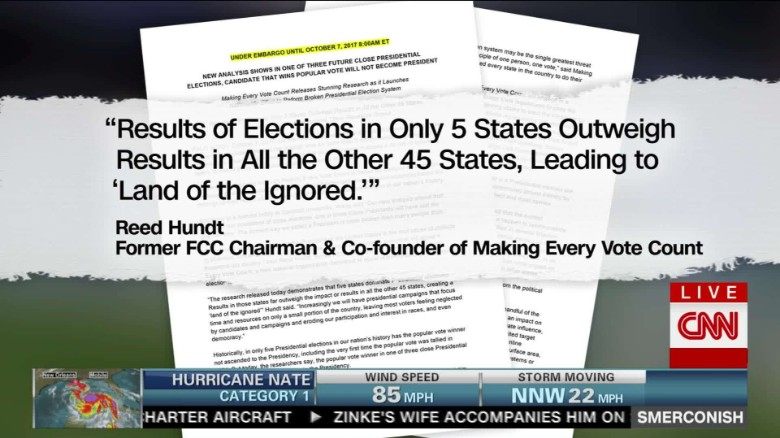 Study: Electoral College should be abolished