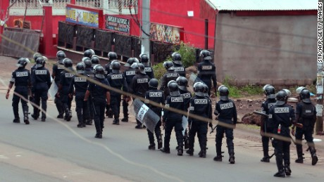 Cameroon torn by deadly clashes