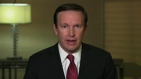Sen. Chris Murphy 2 SOTU 100817