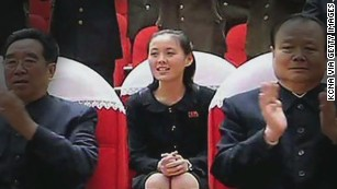 Kim Jong Un's younger sister, a gatekeeper on charm offensive