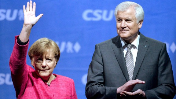 Merkel and Seehofer have clashed on a number of migration-related issues in recent months.