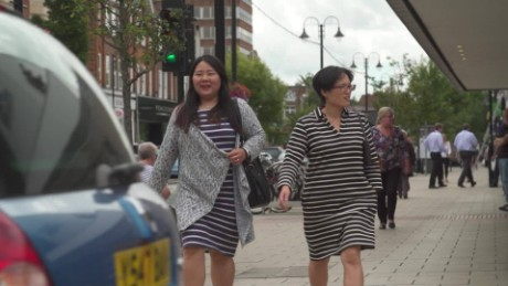 north korean refugees london suburbs salma abdelaziz pkg_00013421