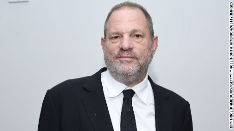 Harvey Weinstein: The latest Hollywood reactions
