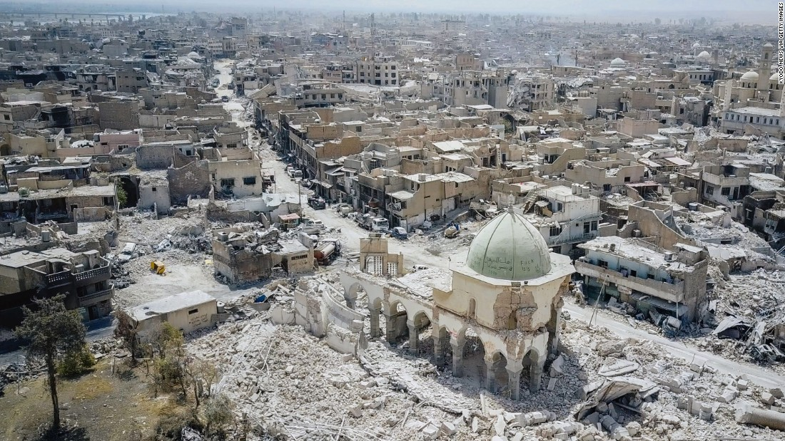 Iraq Ousted ISIS But Mosul Can Never Be The Same