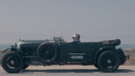 Bentley Le Mans Sport Was A Jazz Age Speed Demon Cnn Video