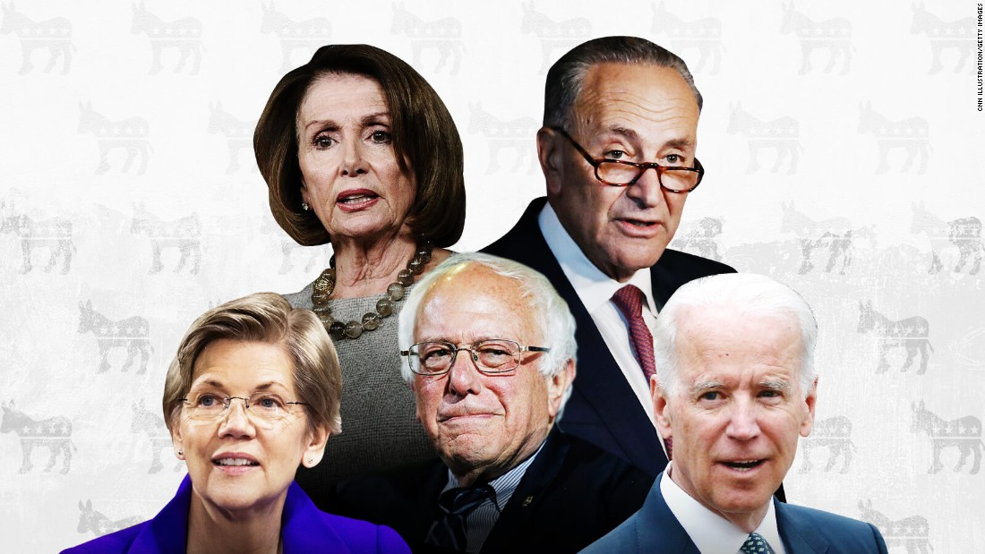 Image result for Democrat leaders