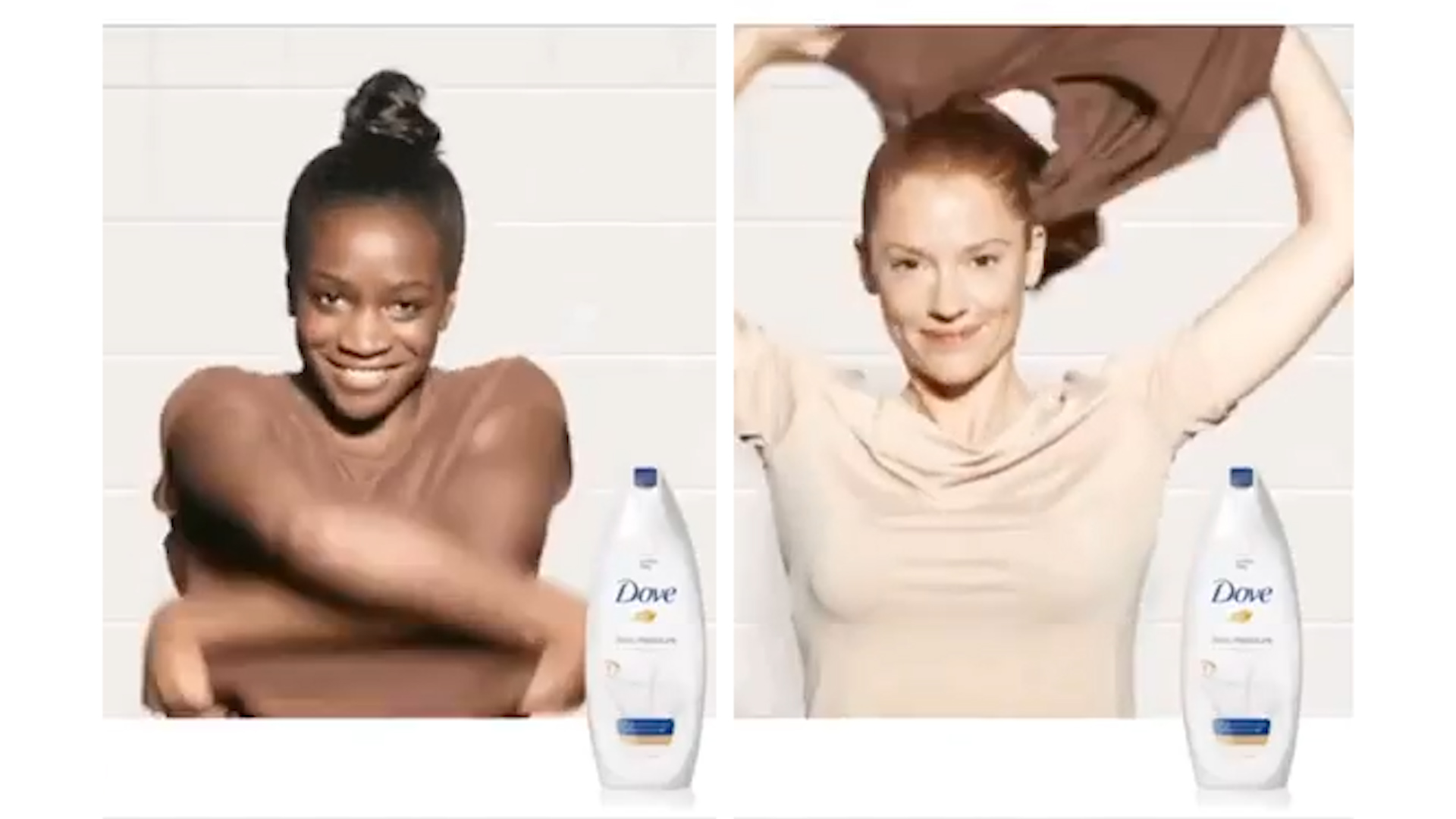 Outcry over Dove's controversial ad - CNN Video