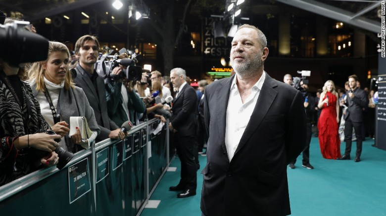 ZURICH, SWITZERLAND - SEPTEMBER 22:  Harvey Weinstein attends the 'Lion' premiere and opening ceremony of the 12th Zurich Film Festival at Kino Corso on September 22, 2016 in Zurich, Switzerland. The Zurich Film Festival 2016 will take place from September 22 until October 2.  (Photo by Andreas Rentz/Getty Images)