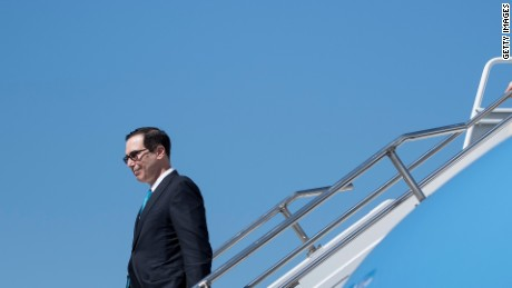 Trump's Cabinet faces travel scrutiny