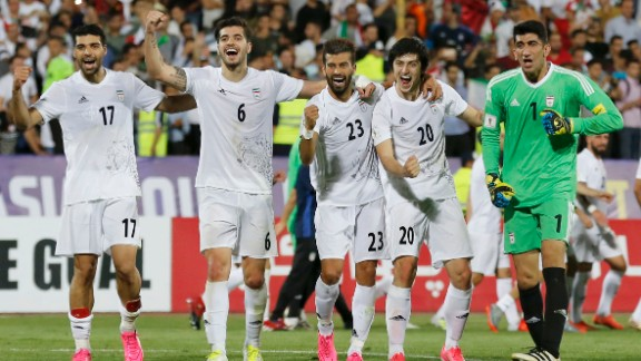 Iran became the second team after Brazil to qualify for the 2018 World Cup, topping Group A of Asian qualifying without losing a game.