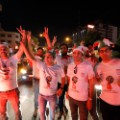 iranians celebrate tehran world cup
