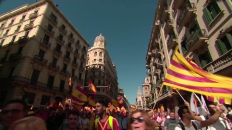 Catalan leaders threaten independence