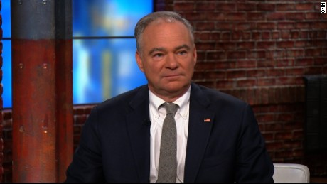 Kaine: Leaders need to condemn Weinstein