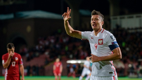 Poland booked their return to the World Cup after a 12-year absence, topping Group E ahead of the likes of Denmark, Montenegro and Romania.