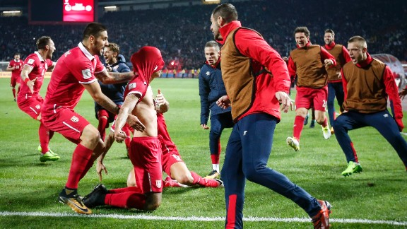 Topping Group D of European qualifying ahead of the Republic of Ireland, Wales and Austria, Serbia qualified for a first major international tournament since 2010.