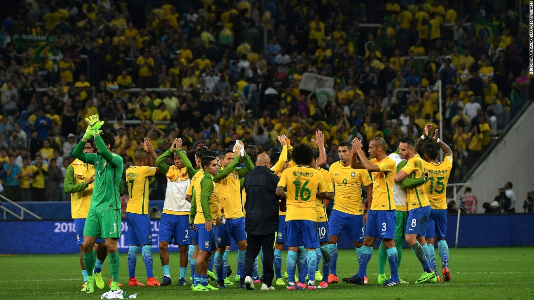 Dispelling memories of their dismal 7-1 defeat to Germany at the 2014 World Cup, Brazil topped South American qualifying with ease, finishing ahead of the likes of Uruguay, Chile,  Colombia and Argentina.